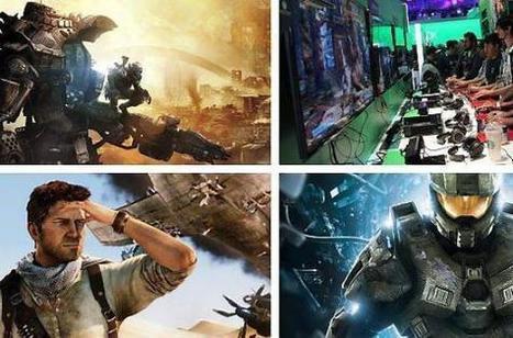 Jeux vidéo. L'exclusivité, l'arme de guerre des consoles | jactiv.ouest-france.fr | Rubika | Scoop.it