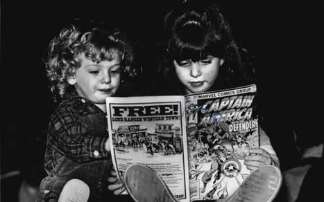 Comicus - Un'analisi del pubblico femminile nel mondo dei fumetti | DailyComics | Scoop.it