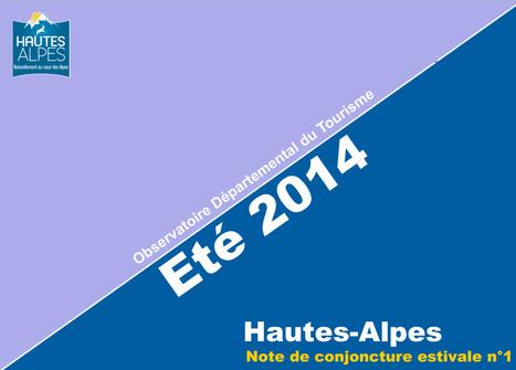 Résultats de la première vague d'enquête de conjoncture estivale 2014 ! | Les Hautes-Alpes en chiffres | Scoop.it