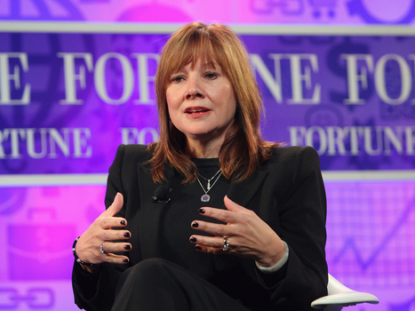 Women take the lead: America's most powerful female CEOs | Building a Culture of Engagement | Scoop.it