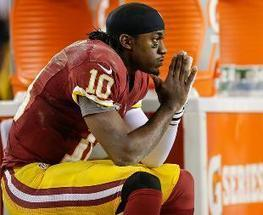 Shanahan: From now on, RG3 won't play unless he's 100 percent   Sports and Football #1   Scoop.it
