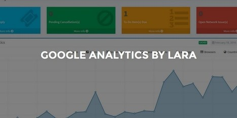 Lara, Google Analytics Dashboard Widget: A Metrics Plugin | WordPress Plugins | Scoop.it