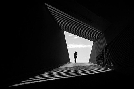Amazing Black and White Architecture Photography | Where Cool Things Happen | Scoop.it