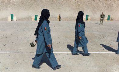 Helmand's top female police officer shot dead | A WORLD OF CONPIRACY, LIES, GREED, DECEIT and WAR | Scoop.it
