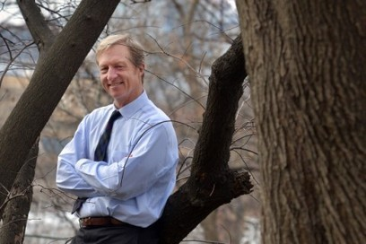 Tom Steyer wants to 'penalize people' who add to 'climate risk' | Human Events