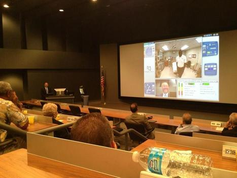 Twitter / JessicaSAllain: Telemedicine in action! From ... | Disaster Relief.Telemedicine | Scoop.it