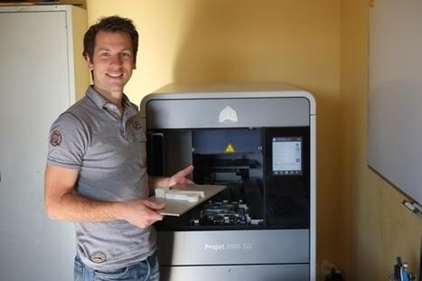 IM-Meca : le témoignage d'une PME qui mise sur l'impression 3D | qrcodes et R.A. | Scoop.it
