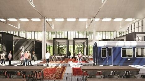 Le plus grand INCUBATEUR au monde ouvrira ses portes à Paris, pour le bonheur des startups | Machines Pensantes | Scoop.it
