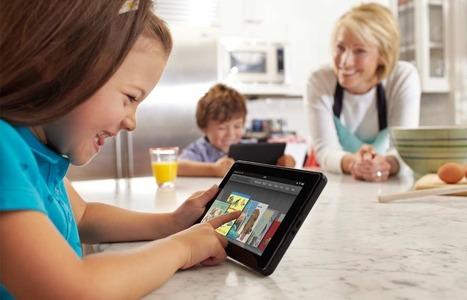 Configurer une tablette pour les enfants | Gazette du numérique | Scoop.it