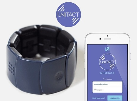 Unitact : bracelet connecté pour malentendants | Buzz e-sante | Scoop.it