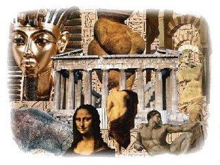 HISTORIA DEL ARTE: LAS ARTES PLÁSTICAS DEL ANTIGUO EGIPTO | Afrikaanse Kuns | Scoop.it