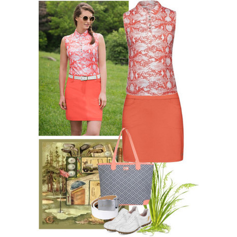 Stylish Golf Outfit | Everything Golf | Scoop.it