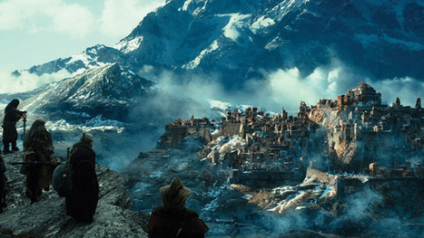 Beyond 'The Hobbit': Why Hollywood is Staying in New Zealand - Hollywood Reporter | 'The Hobbit' Film | Scoop.it