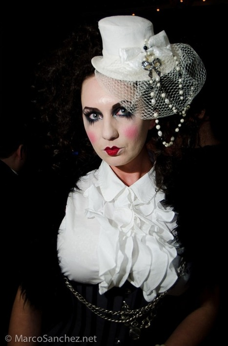 The 2013 Edwardian Ball, A Two City Event Inspired by Edward Gorey | Edwardian Steampunk Culture | Scoop.it