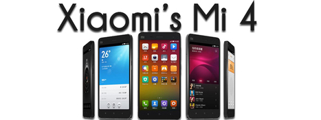 Yello - Blog : Xiaomi's Mi 4: OnePlus One's latest competitor? | Cheap International Calls - Yello | Scoop.it
