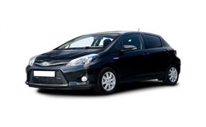 Toyata Yaris Hatchback rental | Toyota Rent a Car | Scoop.it