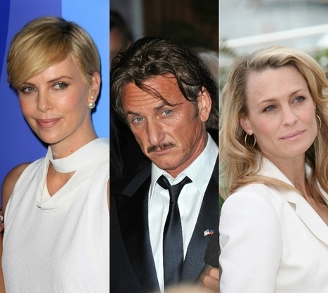 Sean Penn Gave Ex-Wife's Movie Role to New Girlfriend, Charlize Theron | Celebrity News And Gossips | Scoop.it