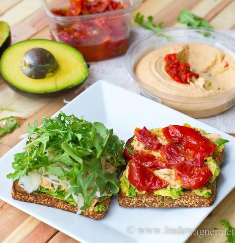 Best Vegan Sandwich Recipe - Linda Wagner | Organic News & Devon's Worldviews | Scoop.it