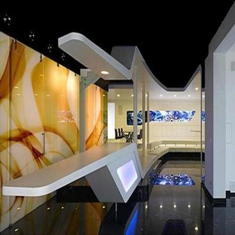 Modern Villa F for IT Entrepreneur by Najjar & Najjar | Architecture and Design Magazine | Scoop.it