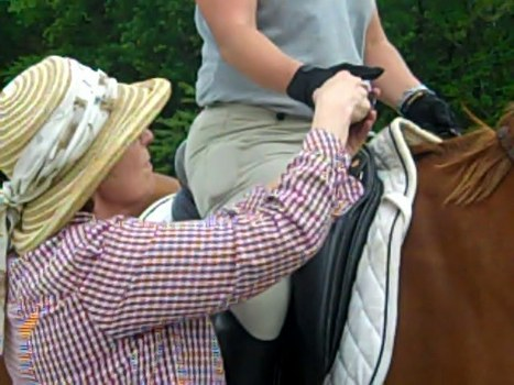 """""""How to Teach a New Rider the Basics of Riding"""" 