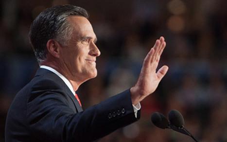Mitt Romney Is Losing 847 Facebook Friends Per Hour | An Eye on New Media | Scoop.it