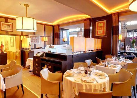 Chez Françoise restaurant Paris |  Google Visite Virtuelle pour les Pros | Google Maps Business View | Scoop.it