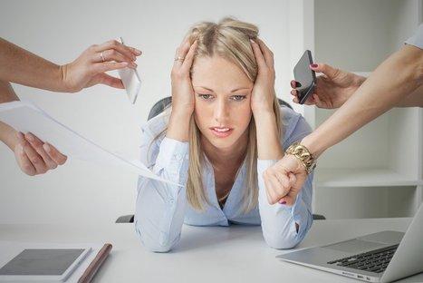Stress : notre gestion des e-mails en cause | Pratiques Outils de veille et de recherche . Actualités Twitter,Google | Scoop.it