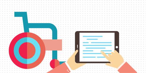 Recursos tecnológicos para personas con discapacidad | Entre profes y recursos. | Scoop.it