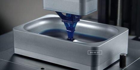 Cette imprimante 3D s'inspire de Terminator 2 | FabLab - DIY - 3D printing- Maker | Scoop.it