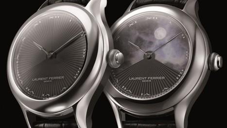 Laurent Ferrier : classique, technique et esthétique - World Tempus | Montre, Horlogerie,Chronos | Scoop.it