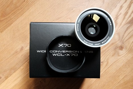 Der WCL-X70 | All about photography | Scoop.it