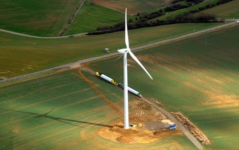 Eolien - l'Etat va soutenir le projet Windustry | Le groupe EDF | Scoop.it