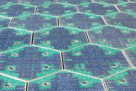 Solar roadways provide near-inexhaustible energy | World of Tomorrow | Scoop.it