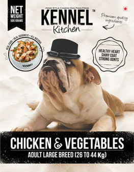 Adult Lamb and Vegetables - kennelkitchen.in   Best way to find kennel large breed dog food   Scoop.it