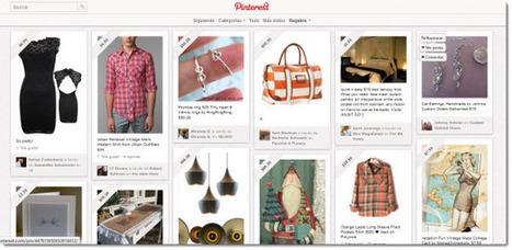 Cómo organizar nuestras compras navideñas con Pinterest.-   Google+, Pinterest, Facebook, Twitter y mas ;)   Scoop.it