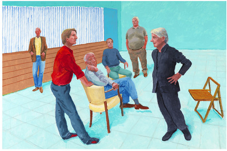 David Hockney on the Purpose of Artists | Studio Art and Art History | Scoop.it