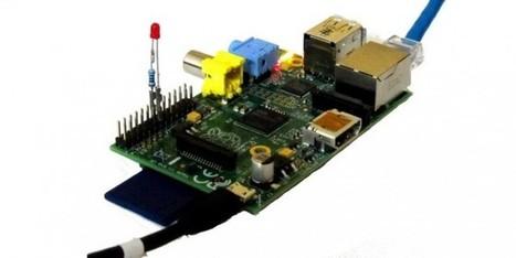 Raspberry PI blinking LED project   GeekBoy.it   Raspberry Pi   Scoop.it