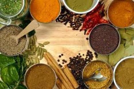 Un mélange magique aux mille usages … un  mini tour du monde……..les mariages d'épices | The fisheye of gourmet food & wine! | Scoop.it
