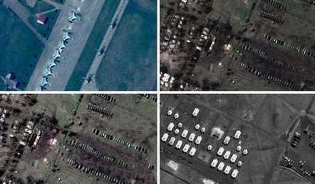NATO uses old images taken in August 2013 to claim that Russian troops are deployed on Ukrainian Borders | Saif al Islam | Scoop.it