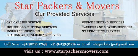 Office Shifting Services in Jaipur | Office Relocation Services in Jaipur | Packers And Movers in jaipur ,kota, ajmer, udaipur Rajasthan | Scoop.it