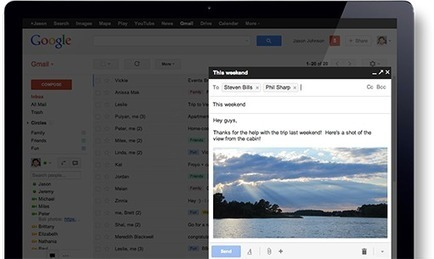 Features - Find out What's New in Gmail - Google | Going Mobile l | Scoop.it