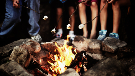 Summer Science: How To Build A Campfire - NPR | STEM and education | Scoop.it