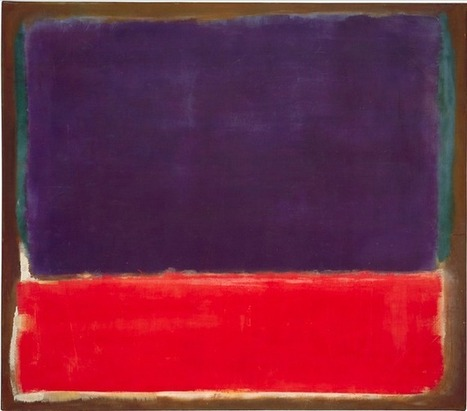 Rothko's Pre-Breakthrough Watercolors On View at Pace Gallery   art   Scoop.it