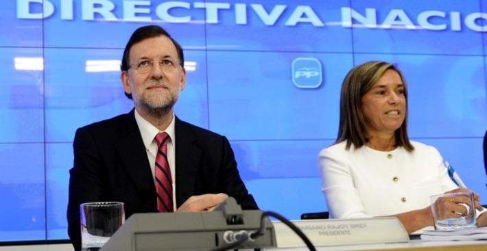 """Rajoy tras decidir el cese de Mato: """"Tiene que irse, pero ¿quién se lo dice?""""   Partido Popular, una visión crítica   Scoop.it"""