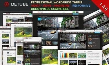 BlogDoktoru.com: deTube - Eşsiz Bir Wordpress Video Teması | BlogDoktoru.com | Scoop.it