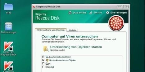 Entfernen Sie Viren/Trojaner mit Gratis-Tools selbst |  CyberSecurity | CyberHygiene | eSkills | eLeaderShip | Free Tutorials in EN, FR, DE | Scoop.it