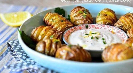 Pommes de terre rôties au four à la suédoise | Cuisine Du Monde -cuisine Algerienne- recettes ramadan | Scoop.it