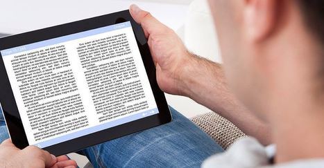 92 Percent of College Students Prefer Reading Print Books to E-Readers | ANALYZING EDUCATIONAL TECHNOLOGY | Scoop.it