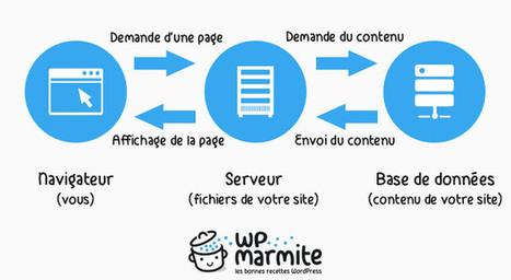 Le guide du débutant pour héberger un site avec WordPress | com digitale | Scoop.it
