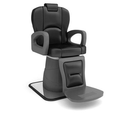 Grand fauteuil de coiffeur 3D | 3D Library | Scoop.it